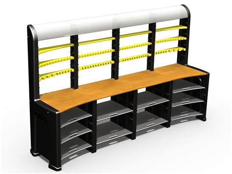 van work bench tool storage work bench by reneau van landingham at