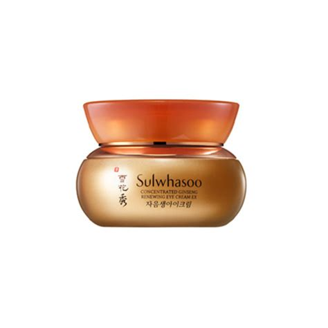 Sulwhasoo Ginseng Ex sulwhasoo concentrated ginseng renewing eye ex 20ml
