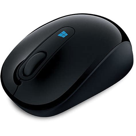 Promo Mouse Microsoft Sculpt Mobile microsoft sculpt mobile mouse black 43u 00001 b h photo