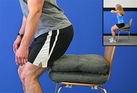 dolori al sedere esercizi per alleviare il dolore alle ginocchia