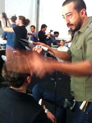 michael kors fashion week hair by orlando pita | comesse