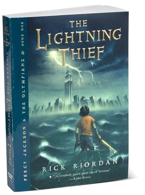 The Lighting Thief by The Lightning Thief Project