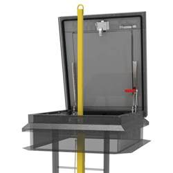ladder safety post nystrom