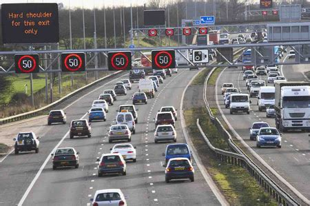 smart motorway conversion planned for manchester