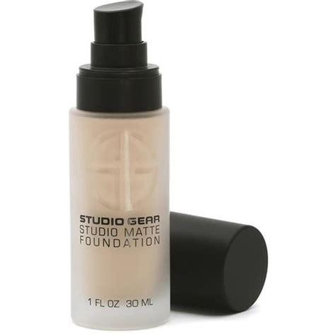 Zhen Free Matte Foundation by Studio Gear Cosmetics