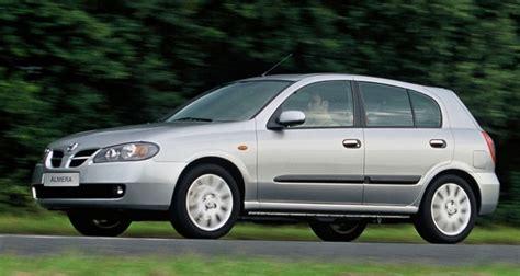 nissan almera 2002 nissan almera hatchback 2002 2006 opiniones datos
