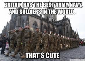 British Army Memes - british army meme funny