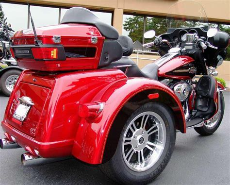 2012 Harley Davidson Trike by 2012 Harley Davidson Flhtcutg Tri Glide Ultra For Sale On