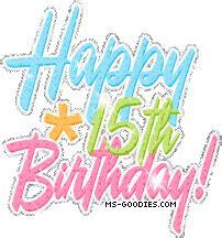 Happy Birthday 15 Quotes David Archuleta And Happy Birthday Greetings Happy 15th
