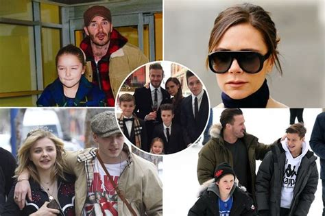 Beckhams To In Reality Show by David And Beckham Shut Reports Their Family