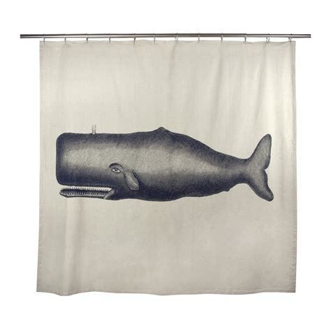 thomas paul shower curtain moby shower curtain in ink design by thomas paul burke decor