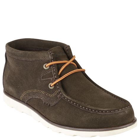 kickers armani suede coklat kickers s urbo trapper suede trainers brown free