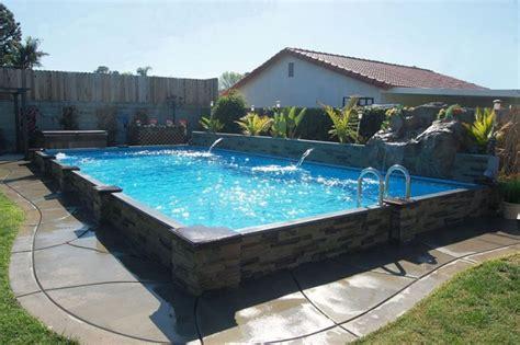 affordable pool islander inground pool