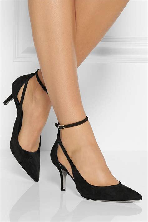 low heel high heels low heels how to wear careyfashion