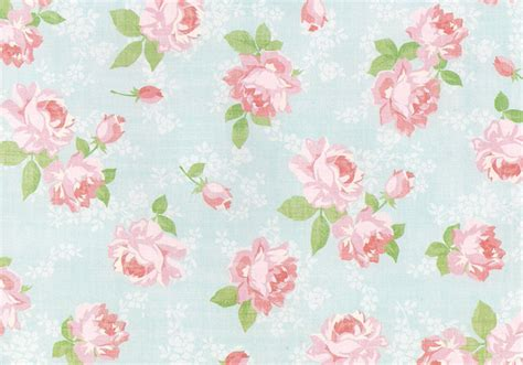 floral pictures blue floral flowers pink roses image 57284 on