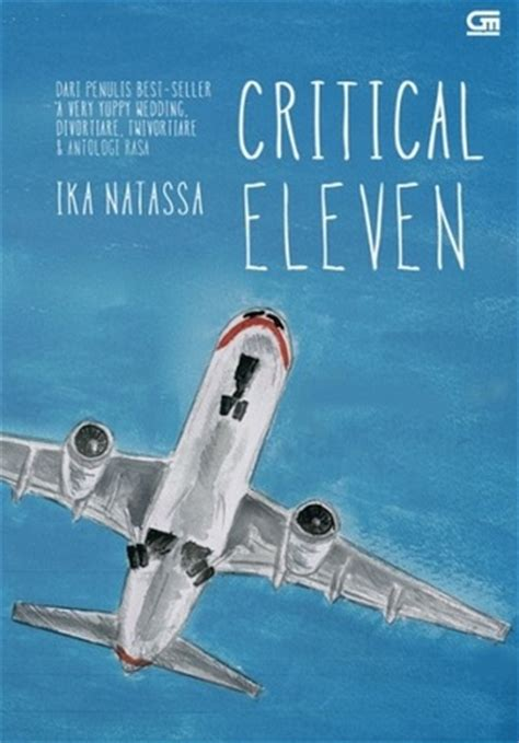 critical eleven by ika natassa reviews discussion