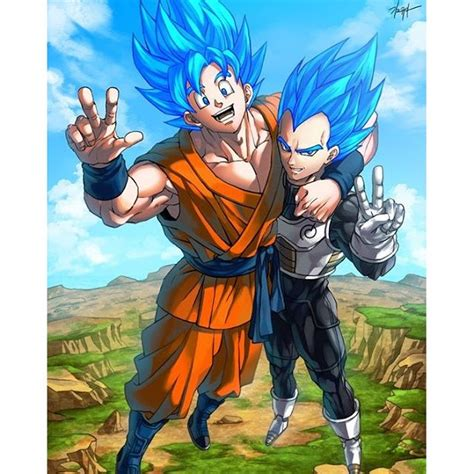 imagenes realistas dragon ball z goku vegeta kakarot kakarotto on instagram