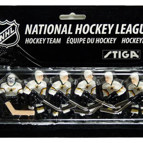 stiga table hockey teams stiga dallas table rod hockey team table hockey shop