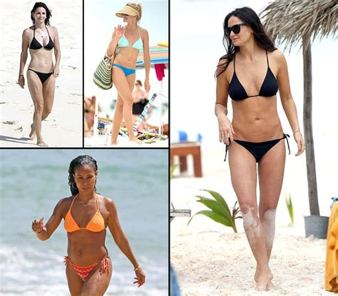 Hot Celebs in Swimsuits Over 40   Hot Celebs in Swimsuits