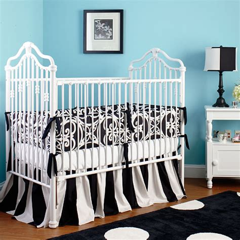 black and white nursery bedding black and white nursery decor