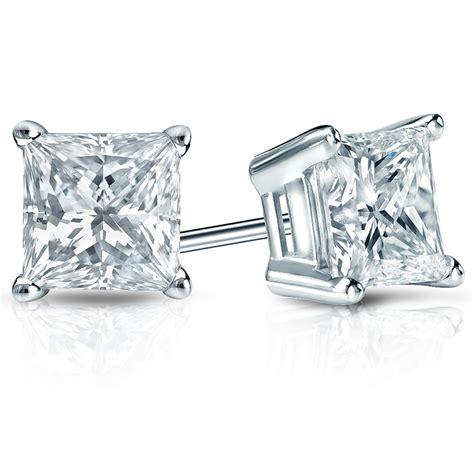 carat diamond stud earrings diamondstuds