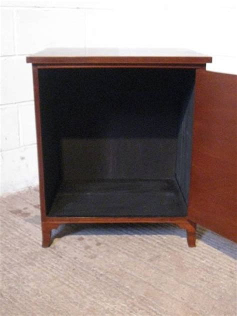 Antique Commode Cabinet by Antique Georgian Mahogany Small Cabinet Commode C1780