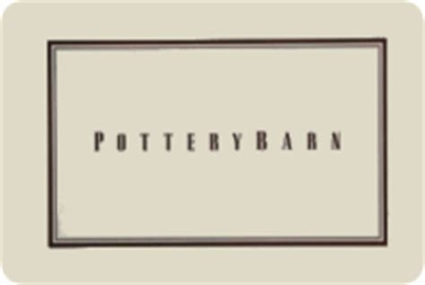 Where Can I Use A Pottery Barn Gift Card - hot 25 pottery barn gift card for 12 50