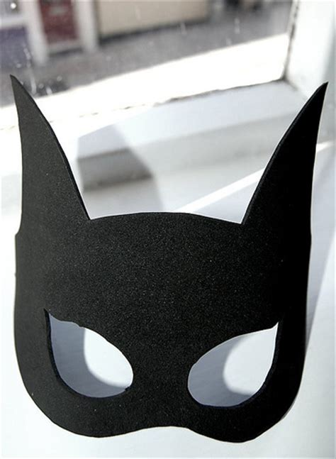 batgirl mask template batgirl mask flickr photo