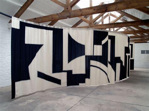 tenda divisoria pareti divisorie con tende