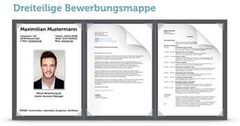 Bewerbungsmappe Muster Reihenfolge Reihenfolge Bewerbung Mappe Mit Dramaturgie