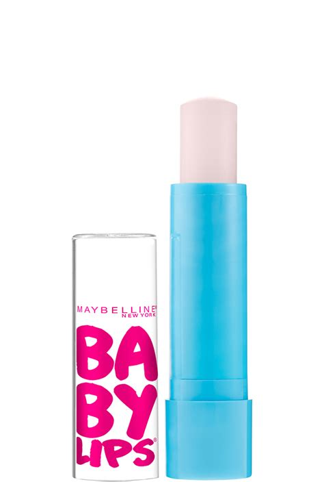 Lipgloss Maybelline Baby baby moisturizing lip balm maybelline