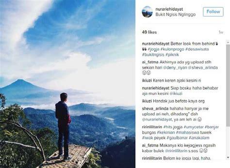 bukit ngisis obyek wisata instagram    kulon progo