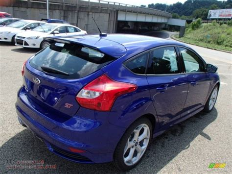 St Blue 2014 ford focus st blue www pixshark images galleries with a bite