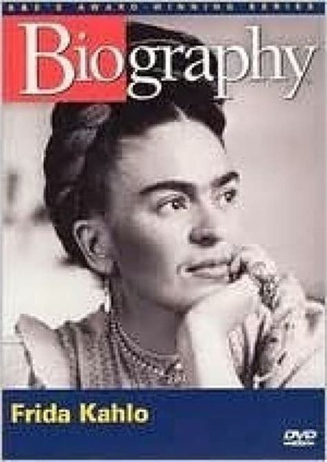 frida kahlo biography francais frida kahlo biography dvd brand new excellent documentary