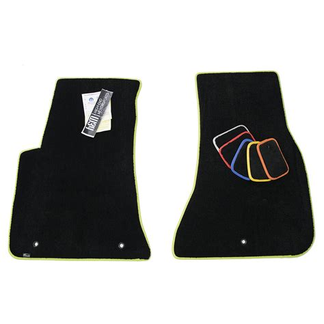 Custom Floor Mats by Chevrolet Corvette C1 1953 1962 Custom Floor Mats