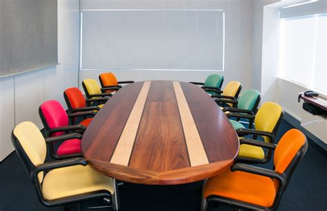 Funky Boardroom Tables B W Furniture Commercial Joinery