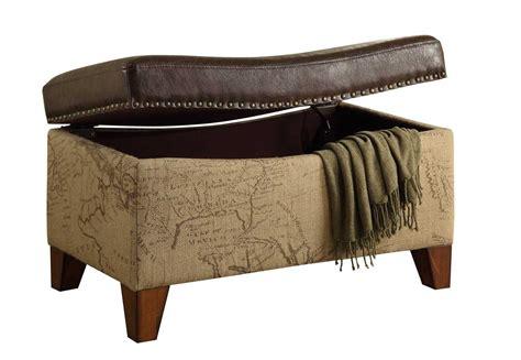 Vintage Storage Ottoman Vintage Storage Ottoman Vintage Storage Ottoman Footstool Sewing Bin By Rhanvintage Country