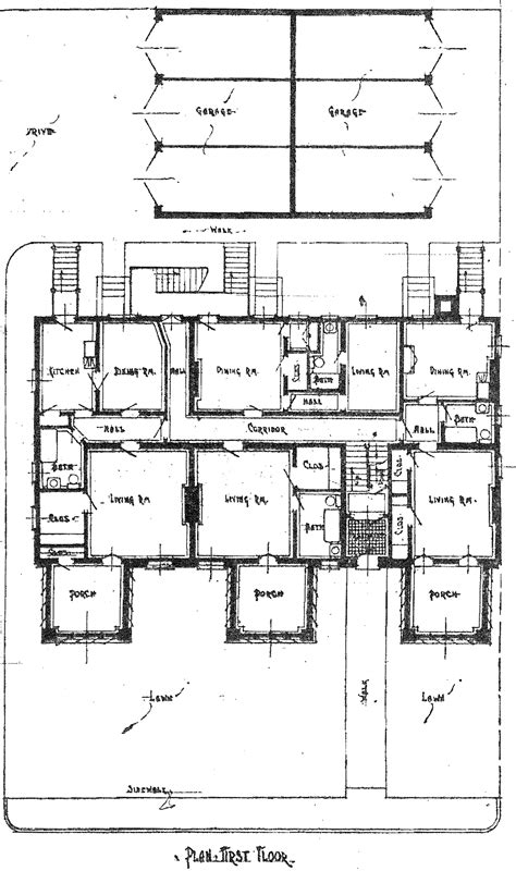19th century house floor plans 16th century houses 19th