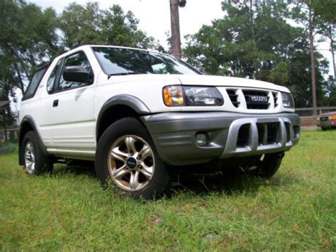 2002 Isuzu Rodeo 2 Door by Buy Used 2002 Isuzu Rodeo Sport S V6 Sport Utility 2 Door