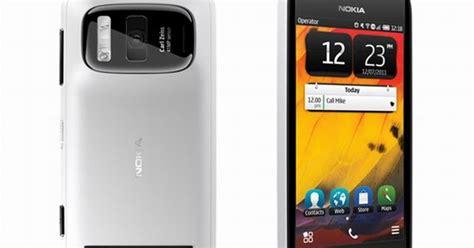 Hp Nokia Pureview 808 harga hp nokia 808 pureview kamera paling top