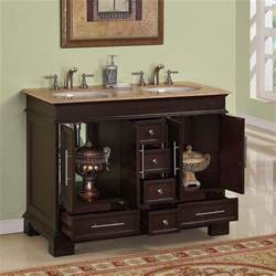 48 inch sink bathroom vanity silkroad exclusive hyp 0224 uwc 48 48 inch sink