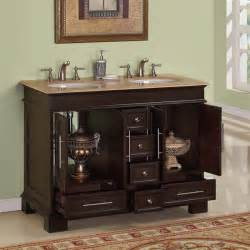 bathroom vanity 48 inch sink silkroad exclusive hyp 0224 uwc 48 48 inch sink