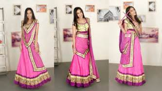 how to drape chunni on lehenga 6 gorgeous new ways to drape your lehenga dupatta glamrs