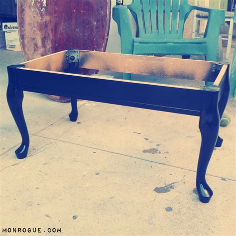 coffee table into a bench diy furniture half table striped bench from desk