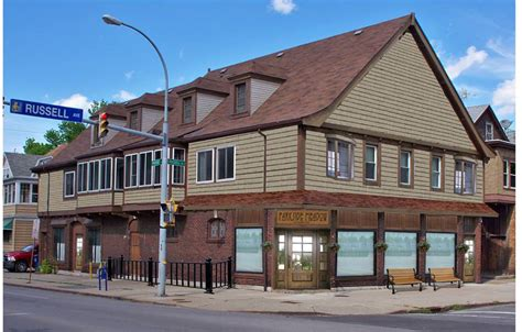 the parkside meadow bar and restaurant buffalo rising