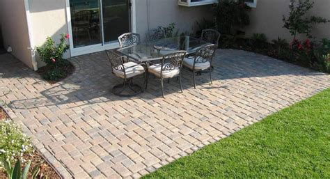diy paver patio cost about paver patio diy tips corner