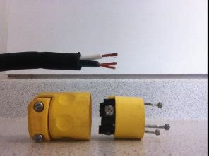 how to wire or repair an extension cord electrical