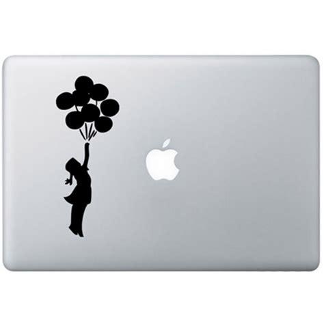 Decal And Sticker Macbook Balon banksy ballon macbook decal kongdecals macbook decals