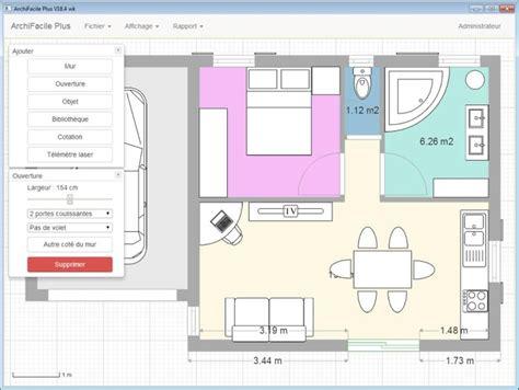 Application Pour Construire Une Maison Archifacile T 233 L 233 Charger