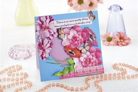 Make Your Own Decoupage - pop out and arrange decoupage motifs to make your own